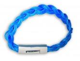 Bright Blue Bracelet