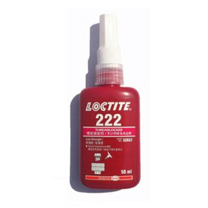 LOCTITE 222 THREAD LOCKER