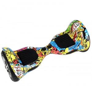 "6.5""  hip-pop design scooter"